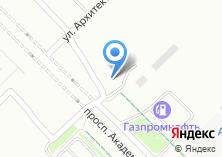 Компания «Свердловскмостострой строительная компания» на карте