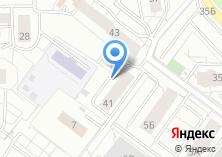 Компания «ВИВАСТА» на карте