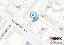 Компания «Александра» на карте