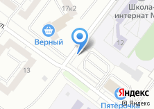 Компания «Автомагазин» на карте