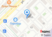 Компания «Велодрайв» на карте
