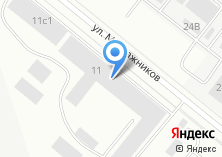 Компания «ВУХИН» на карте