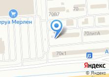 Компания «Инвент» на карте