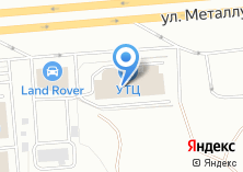 Компания «Драйв Моторс Екатеринбург» на карте