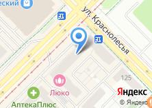 Компания «РСГ-Академическое» на карте