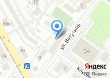 Компания «Ватутина» на карте