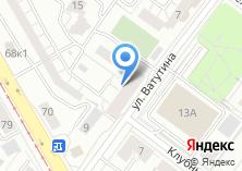 Компания «Жуковские колбасы» на карте