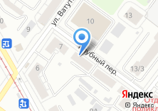 Компания «Линейное отделение полиции на станции Екатеринбург-сортировочный» на карте