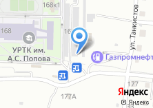 Компания «БытСток» на карте