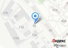 Компания «Россельхознадзор» на карте