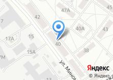 Компания «Магистраль Урала» на карте