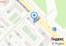 Компания «Ли-Ли» на карте