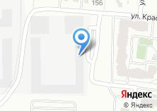 Компания «Автостоянка на ул. Крауля» на карте