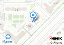 Компания «Хмельной сухарик» на карте