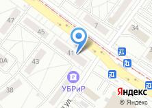 Компания «Магазин крепежных изделий и инструментов» на карте