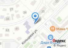 Компания «Свердловская федерация киокушинкай каратэ» на карте