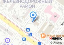 Компания «Селяночка» на карте