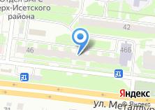 Компания «Элоди» на карте