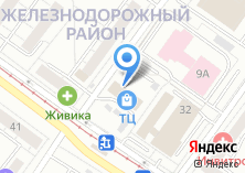 Компания «Алгол-ПК» на карте