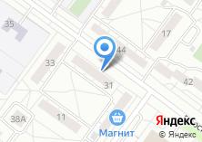 Компания «Магазин бижутерии» на карте