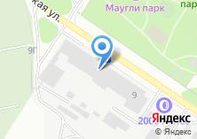 Компания «Евроторг» на карте