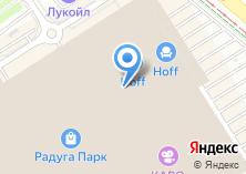 Компания «БубльГум» на карте