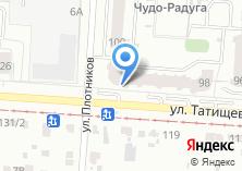 Компания «БЕТОНОРЕЗ» на карте