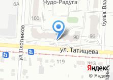Компания «Luxena» на карте