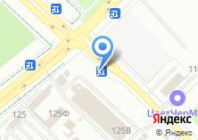 Компания «ДревДом Урал» на карте