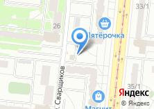 Компания «Napitkoff» на карте