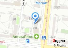Компания «Леди магазин кожгалантереи» на карте