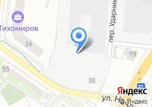 Компания «Сеть клубов каратэ Киокусинкай» на карте
