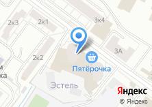 Компания «Пехотинцев Авто Сервис» на карте