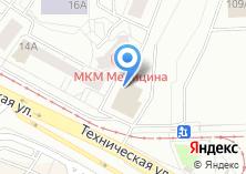 Компания «Экспресс Химчистка центр бытовых услуг» на карте