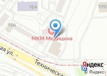Компания «Русское пиво» на карте