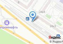 Компания «Автостоянка на ул. Начдива Онуфриева» на карте