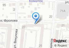 Компания «ЖБИ-Екатеринбург» на карте