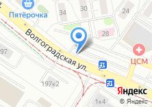 Компания «Автостоянка на Чердынской» на карте