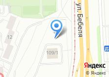 Компания «ВЕРТ-СТРОЙ» на карте