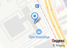Компания «УралТендер» на карте