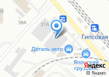 Компания «Авторазбор Урал» на карте
