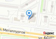 Компания «ПЛМ-Сервис» на карте