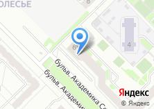 Компания «Агроторг» на карте