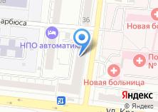 Компания «Столовая №3» на карте
