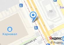 Компания «ТехноМикс» на карте