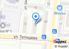 Компания «Золотая монета» на карте