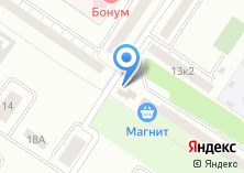 Компания «АНТУКА» на карте