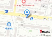 Компания «Киоск по продаже колбасных изделий Черкашин и Партнеръ» на карте