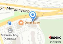 Компания «Урал Ойл сервис» на карте
