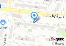 Компания «Делай суши» на карте